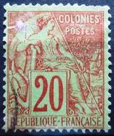Colonies Françaises               N° 52                OBLITERE - Alphée Dubois
