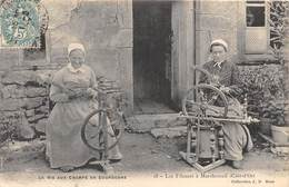 21-MARCHESEUIL- LES FILEUSES - France
