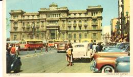 POSTAL    SAO PAULO  -BRASIL  -PALACIO DE JUSTICIA  (PALAIS DE JUSTICE - COURTHOUSE) - São Paulo