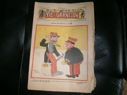 ANCIEN LA VIE DE GARNISON ANNEE 1912 N  147  ZEPHIRIN CASTAGNETTE A LA NOCE - A Suivre