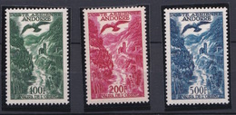ANDORRE  PA N° 2 / 3 / 4  NEUF** LUXE  MNH - Poste Aérienne