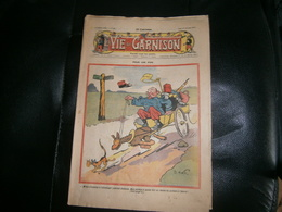 ANCIEN LA VIE DE GARNISON ANNEE 1912 N 146  POUR UNE PIPE - A Suivre