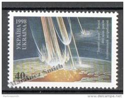Ukraine 1998 Yvert 359, Meteorites - MNH - Ukraine