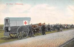 Ed. Bruxelles - Au Camp - Ambulance - Militaire Militaria Soldats - Other