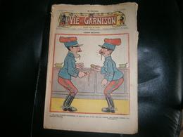 ANCIEN LA VIE DE GARNISON ANNEE 1912    N  145   CASIMIR BALUCHON - A Suivre