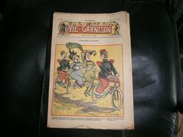 ANCIEN LA VIE DE GARNISON ANNEE 1912    N  144  EXPERIENCE CONCLUANTE - A Suivre