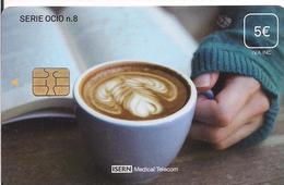 TARJETA ISERN CAFE - Tarjetas Telefónicas