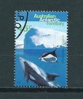 1995 AAT Dolphin,dolfijn Used/gebruikt/oblitere - Australisch Antarctisch Territorium (AAT)
