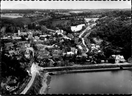 CPSM - JUGON - Vue Aérienne - Jugon-les-Lacs