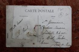 ISIGNY SUR MER (14) - NOUVELLES DE ISIGNY SUR MER - CARTE A SYSTEME VIDE - France