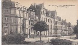BRUXELLES / BRUSSEL / INSTITUT CHIRURGICAL SQUARE MARIE LOUISE - Gezondheid, Ziekenhuizen
