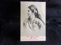 Montenegro.Jubilé 1860 - 1910 De La Princesse Miléna ( Vukotic ). Voir 2 Scans . - Montenegro