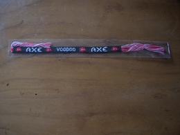 Bracelet Axe Voodoo - Perfume Cards