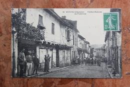 RUFFEC (16) - VIEILLES MAISONS DU PONTEREAU - Ruffec