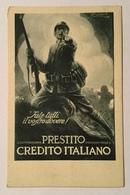 PRESTITO NAZIONALE - FATE TUTTI IL VOSTRO DOVERE BY MAUZAN  NV FP - Guerra 1914-18