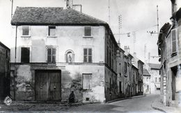 Herblay. Vieilles Maisons Rue De Paris. - Herblay