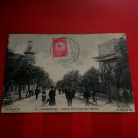 CONSTANTINOPLE AVENUE DE LA GARE SAN STEFANO - Turkey