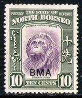 NORTH BORNEO 1945  - From Set Used - North Borneo (...-1963)