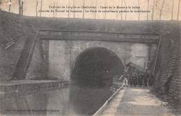 52 - Environs De Langres Et Chalindrey - Entrée Du Tunnel De Balesmes - Le Poste De Surveillance Pendant La Mobilisation - France