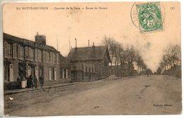 41. Lamotte Beuvron. Quartier De La Gare. Route De Nouan - Lamotte Beuvron