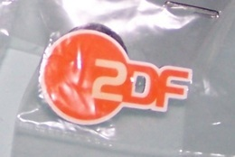 Pin ZDF (LOGO) - Medien
