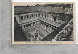 CARTOLINA NV ITALIA - SUBIACO (RM) - Monastero Di S. Scolastica - Chiostro Dei Cosmati - 9 X 14 - Italia