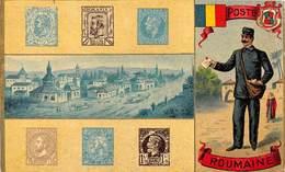 POSTE- ROUMAINE - Poste & Facteurs
