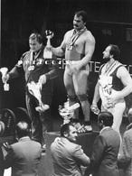 Haltérophilie  Championats Du Monde  à Lille Le 20 Septembre 1981 (photo) - Haltérophilie