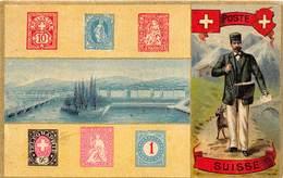 POSTE- SUISSE - Postal Services