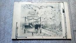 Livre Souvenir Du 24e Bataillon Chasseurs Alpins Villefranche Sur Mer 1911 Militaire Rare - Books, Magazines  & Catalogs