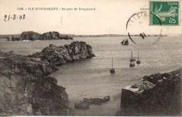 29 ILE D'OUESSANT  Le Port De Bouguezen - Ouessant