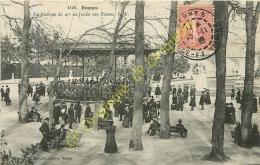 34. RENNES .  La Musique Du 41e Au Jardin Des Plantes . - Rennes