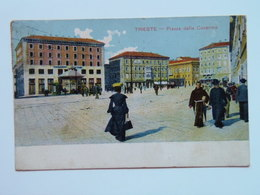 Friuli  Trieste 322 Animata 1906 SDM 7762 - Trieste