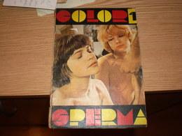 Colore 1 Sperma Porno - Books, Magazines, Comics