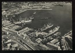TRIESTE - 1953 - IL PORTO CON NAVI - Trieste