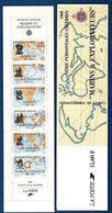 SUPERBE BANDE CARNET BC 2523 GRANDS NAVIGATEURS De 1988 NEUVE** Cote 6 Euro - Personnages