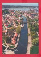 232741 / KLAIPEDA - PORT RIVER SHIP CRANE ,  Lithuania Lituanie Litaue - Lituania