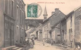 52 - Latrecey - Rue De L'Eglise Animée - Autres Communes