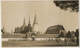 Bangkok  Siam  Real Photo 1930 - Thailand