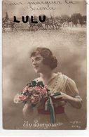 FEMMES N° 430 : Un Bonjour ( En Haut ) Armée De Cavalerie ; édit J K N° 9579/3 - Femmes