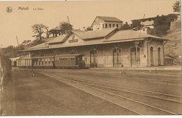 Matadi La Gare Train Edit Nels  Ern. Thill - Congo Belge - Autres