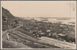 General View Of Gibraltar, C.1920s - RP Postcard - Gibraltar