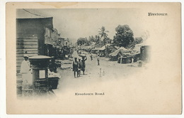Freetown  Krootown Road - Sierra Leone