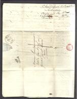 SUISSE -- Chauxdefonds -- LAC Datée 2 Juillet 1903 Et Adressée COURVOISIER Louis à Paris ( Horloger ) - Switzerland