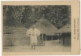 66 Guinée Portugaise  Mamadou Alfa Roi De Dandum King - Guinea-Bissau