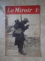 """""""le Miroir"""" Du Dimanche 17 Mars 1940 - 1939-45"""