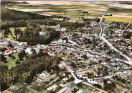 MAIGNELAY VUE GENERALE AERIENNE 1967 CPSM GM TBE - Maignelay Montigny