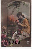 FEMMES N° 444 Bonne Fête Fleurs ; édit. A Noyer 2663 - Femmes