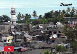 1 AK Komoren * Ansicht Der Stadt Domoni - Die Zweitgrößte Stadt Auf Der Insel Anjouan * - Comoros