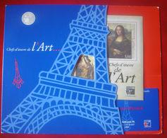 """SUPERBE BLOC N°23 """"Chefs D'Oeuvre De L'Art"""" De 1999 NEUF** Cote 65 Euro LUXE !!! - Neufs"""